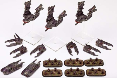 The Scourge Starter Army Box