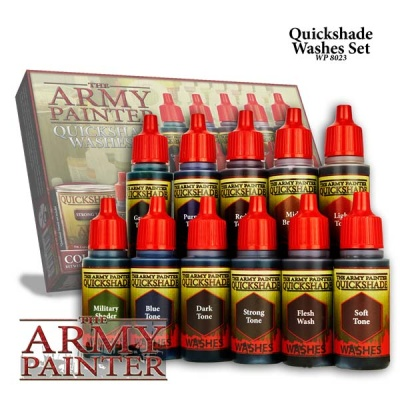 Warpaints Quickshade Wash Set (11)
