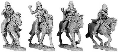 Spartan Cavalry (random 4 of 4 designs)