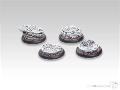 Runestone Bases 40mm rund (2)