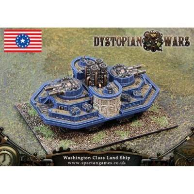 FSA Washington Class Land Ship (1) (OOP)