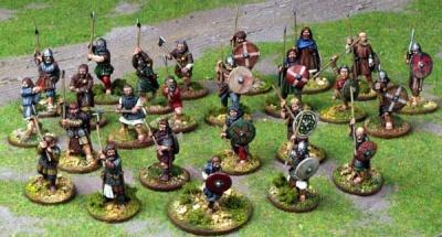SAGA - Norse Gael Warband (24)