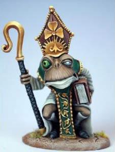 Frosch Bischof