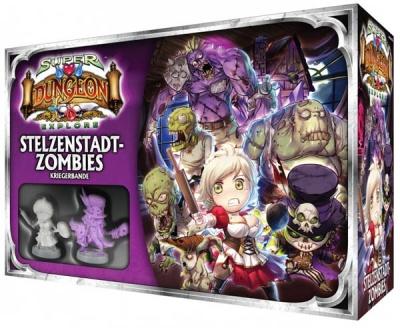 Super Dungeon Explore - DVK - Stelzenstadt-Zombies