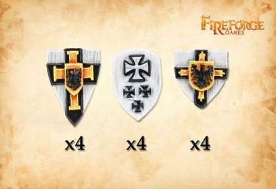 Teutonic Knights shields (12)