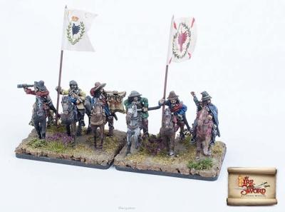 Prussian Commanders (6)