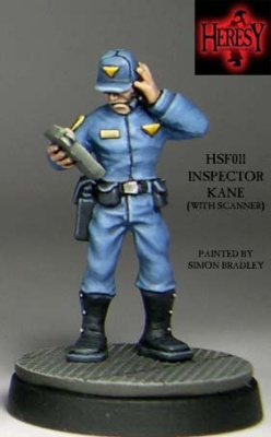 Inspector #4 (with scanner)