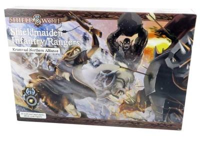 Shieldmaiden Infantry/Rangers dual kit (plastic) (20)
