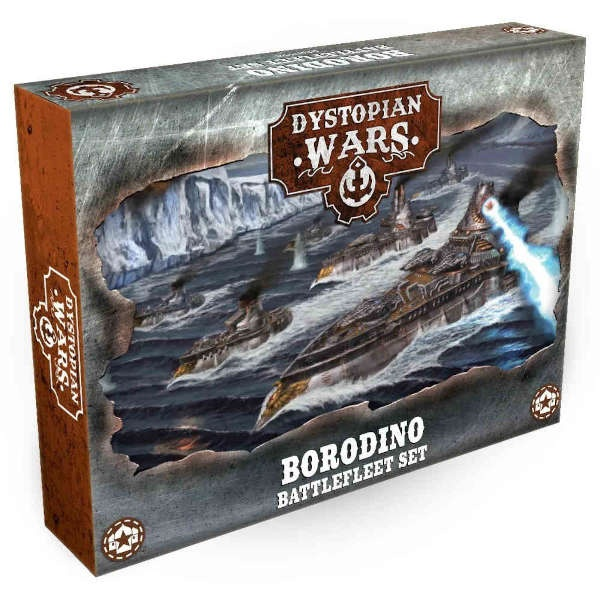 Borodino Battlefleet Set