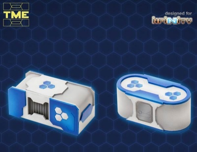 TME- 2 Containers set 03