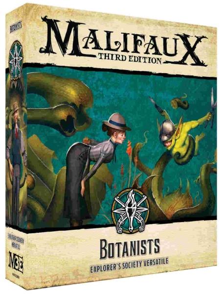 Malifaux (M3E): Botonists