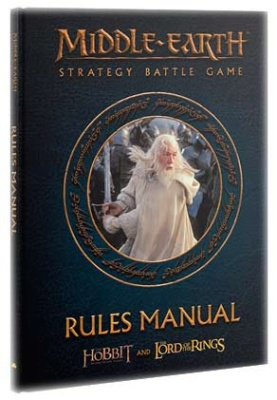 Middle Earth Rulebook (ENGLISCH)