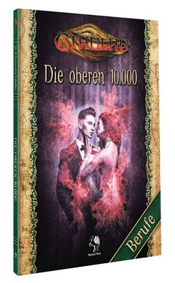 Cthulhu: Die oberen 10.000 (Softcover)