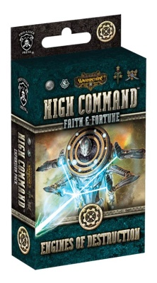 WARMACHINE High Command F&F: Engines of Destruction