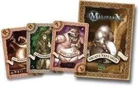 Malifaux: Arcane Fate Deck