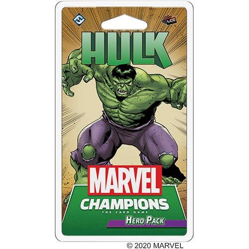 Marvel Champions: Das Kartenspiel - Hulk