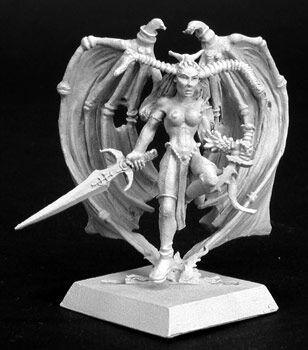 Ashakia, Demon Sgt