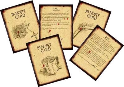1650: Panply Cards (2x20)