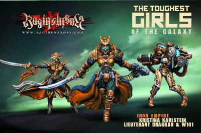 Character Box Iron Empire 2 (IE)