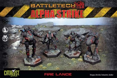BattleTech Alpha Strike: Fire Lance Pack