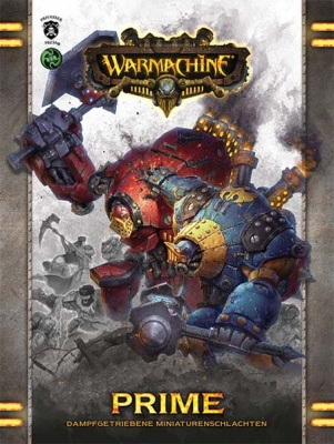 Warmachine Prime Mk3 (deutsch)