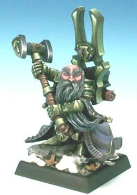 Dwarf High Cleric