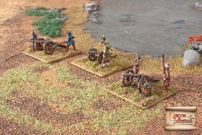 Ottoman Light Artillery
