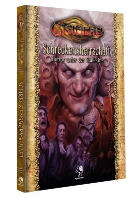 Cthulhu: Schreckensherrschaft (Hardcover)