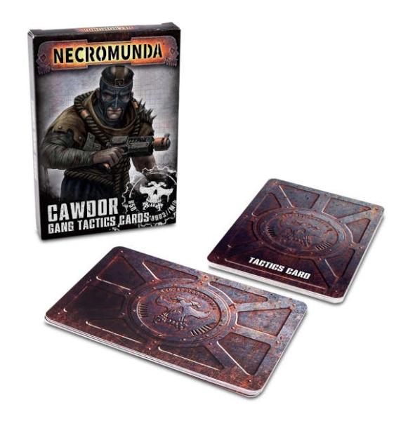 Necromunda: Cawdor Gangkarten