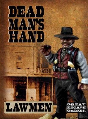 Dead Man`s Hand Lawmen (7)