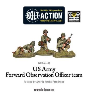 US Forward Observer Officers (FOO)