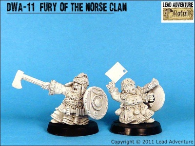 Fury of the Norse Clan (2)