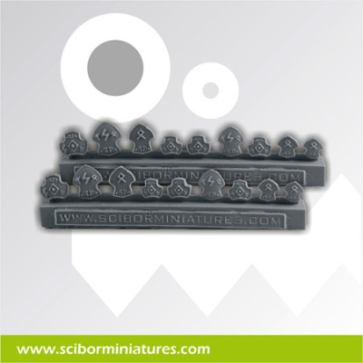 Celtic Small Shields (18)