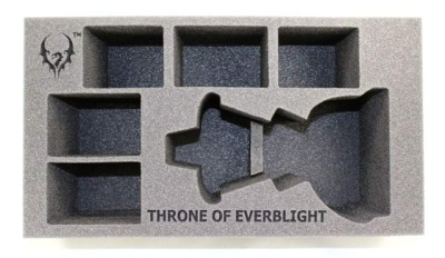 (Legion) 1 Throne of Everblight Battle Engine Foam Tray