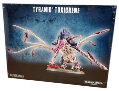 Tyranid Toxicrene/Maleceptor (MO)