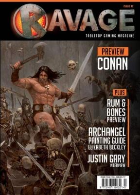 Ravage Magazine #17 (engl)