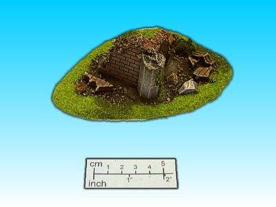 Geländestück kleine Ruine II