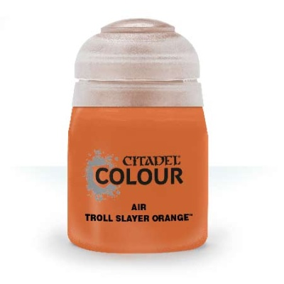 CITADEL AIR: Troll Slayer Orange
