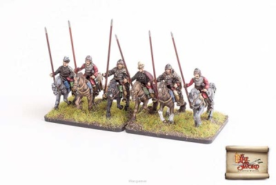 Household/Levy cavalry w/ spears