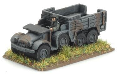 Krupp Kfz 70 Truck x 2