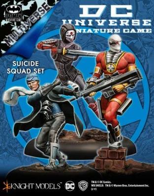 Suicide Squad Set (3)