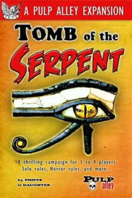 Tomb Of The Serpent (Expansion Book)