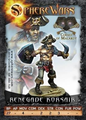 Renegade Korsair #2
