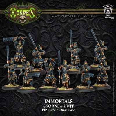Skorne Immortals (10)