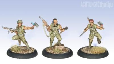 Achtung!Cthulhu - Pathfinder Demonhunters (3)