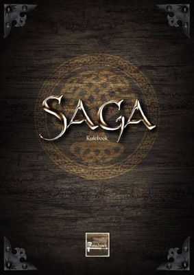 SAGA - 2. Edition Rulebook (ENGLISH)