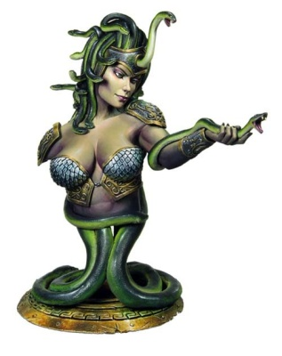 1/8 Bust: Medusa