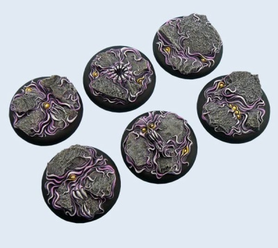 Possessed Bases, WRound 40mm (2)