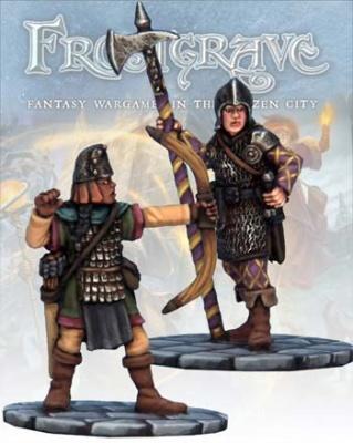 Frostgrave Captains III