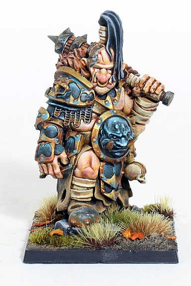 Ogre of chaos